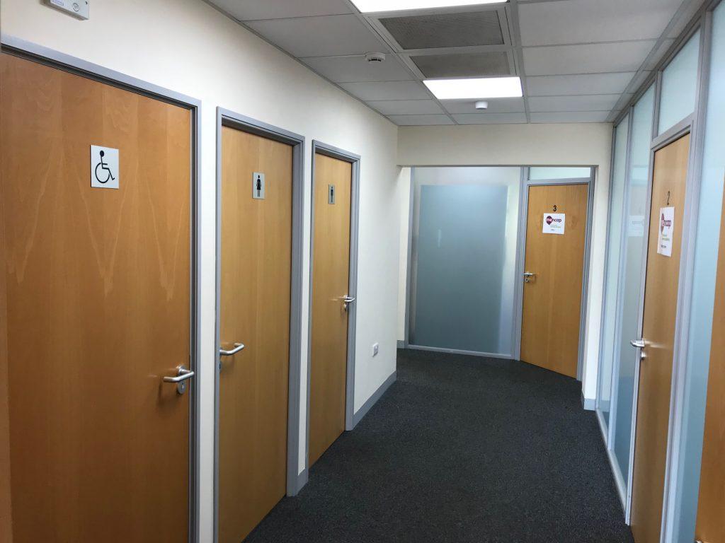 Endeavour Corridor 1
