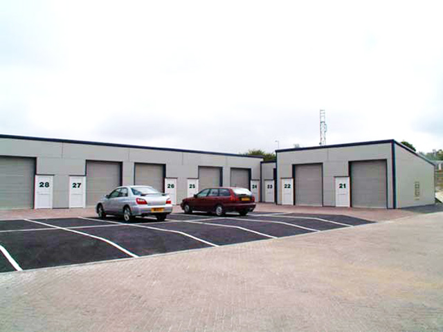 Boscombe Down Storage Units